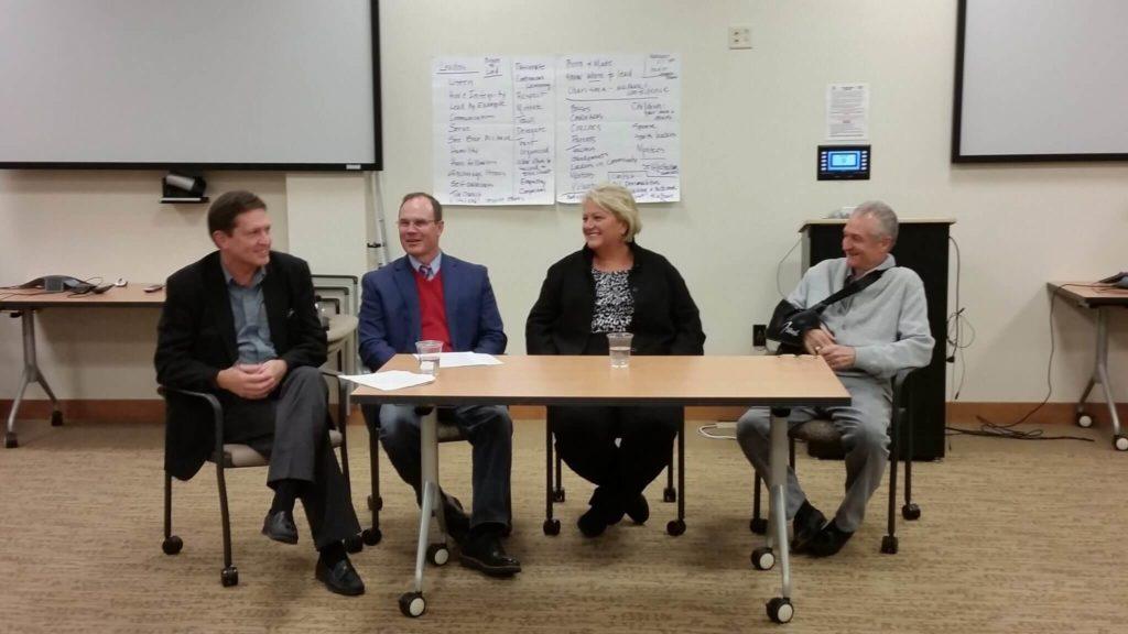 December 2016 Leadership Panel