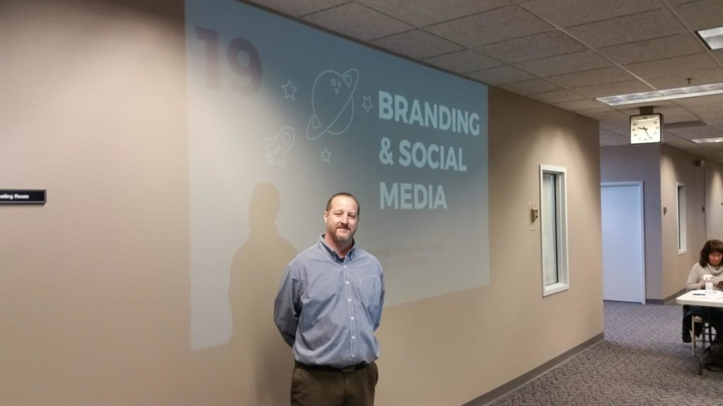 February 2017 Marketing and Branding presentation