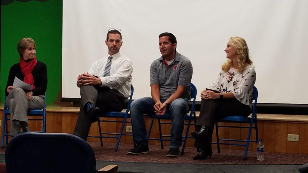 December 2017 Fundraising Panel