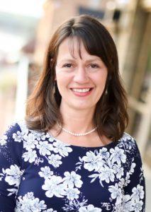 Linda Ross. Executive Director